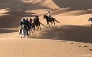 horseriding sahara